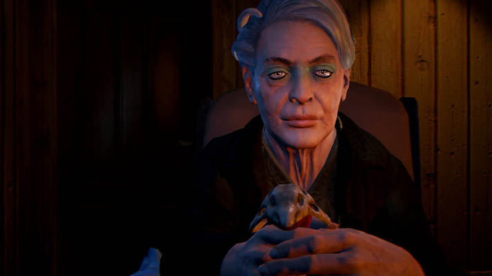 Dame Alvane Dreamfall Chapters Redux