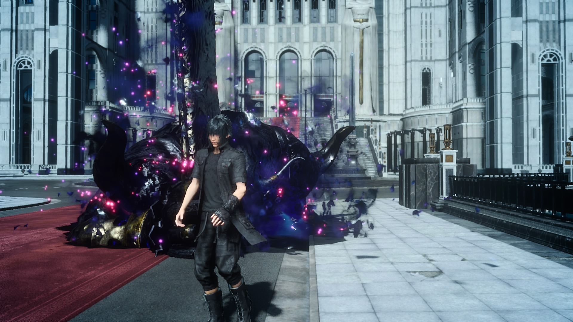 Test de la Platinum Demo Final Fantasy XV