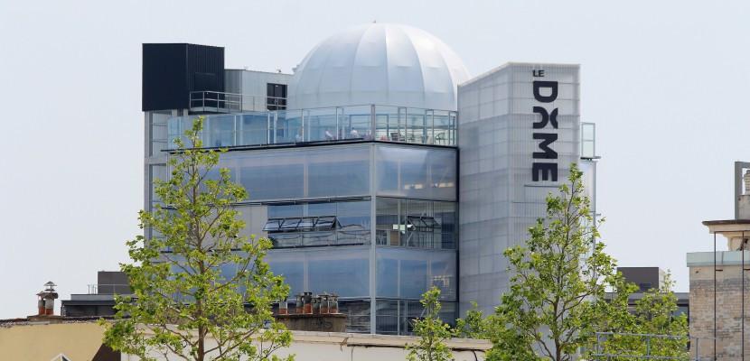 Le Dôme à Caen