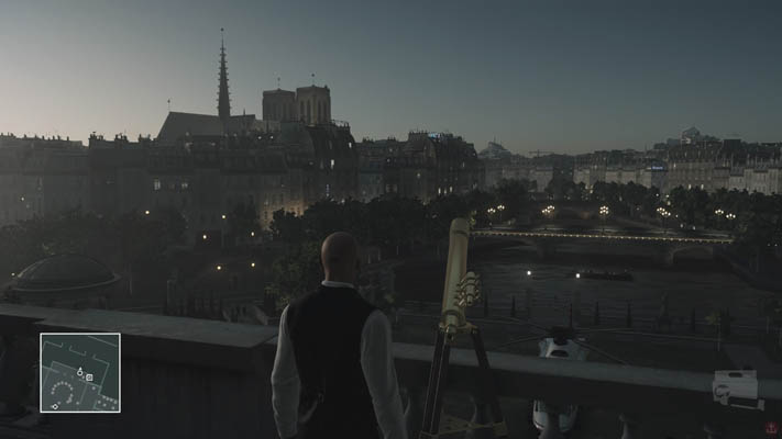 Test de Hitman PS4