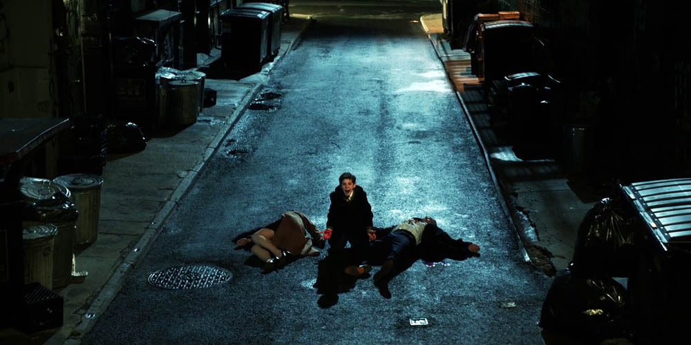 Gotham : assassinat de Thomas & Martha Wayne