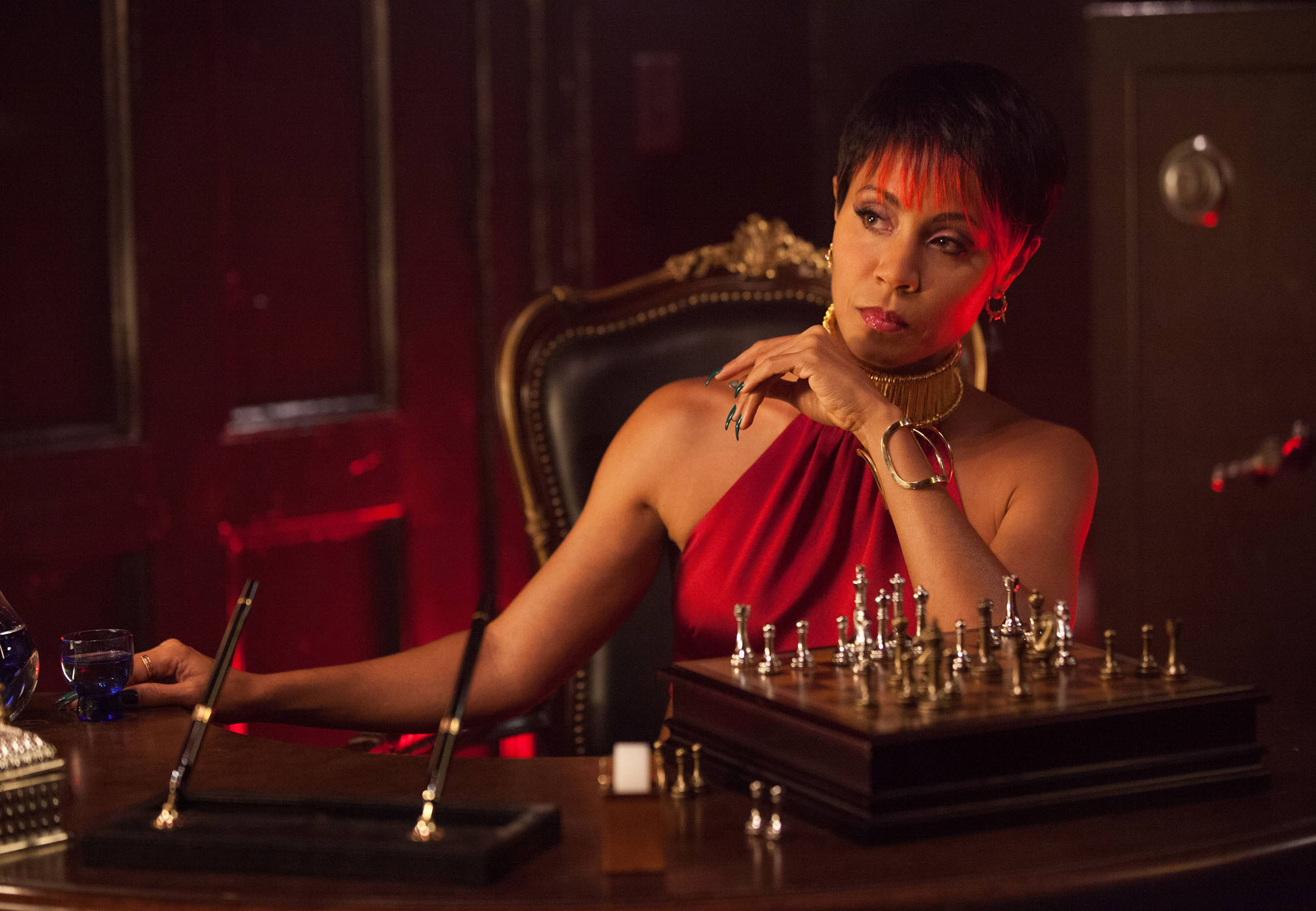 Fish Mooney dans Gotham