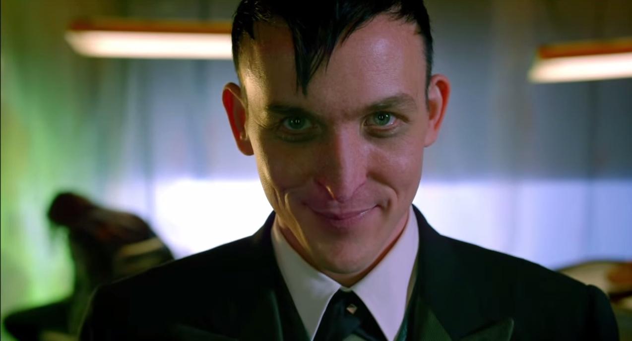 Pingouin, aka Oswald Copplebot dans Gotham