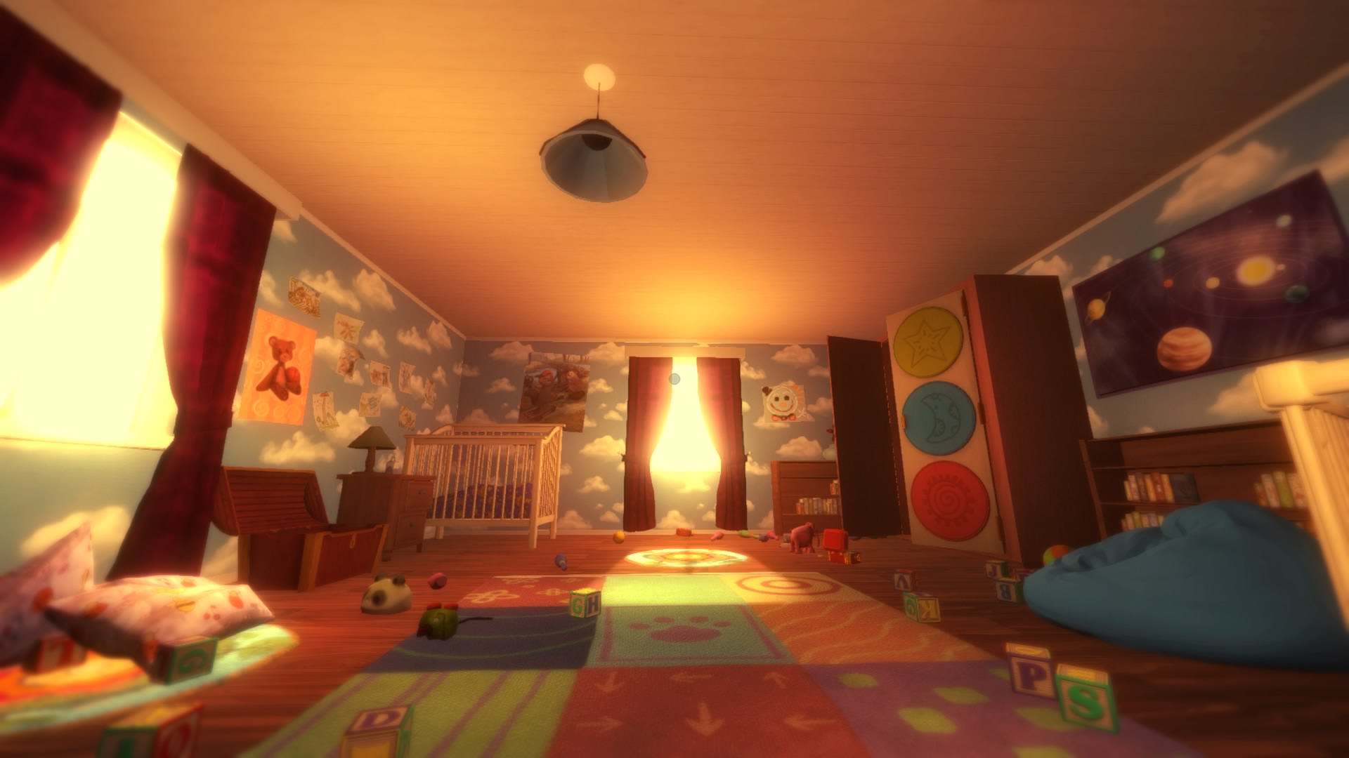 Test du jeu Among the sleep