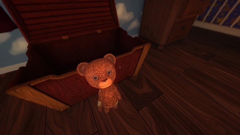 Test du survival-horror Among The Sleep