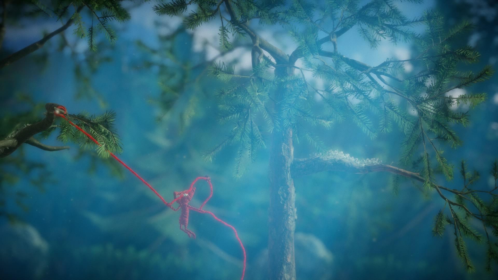 Unravel : Yarny se balance