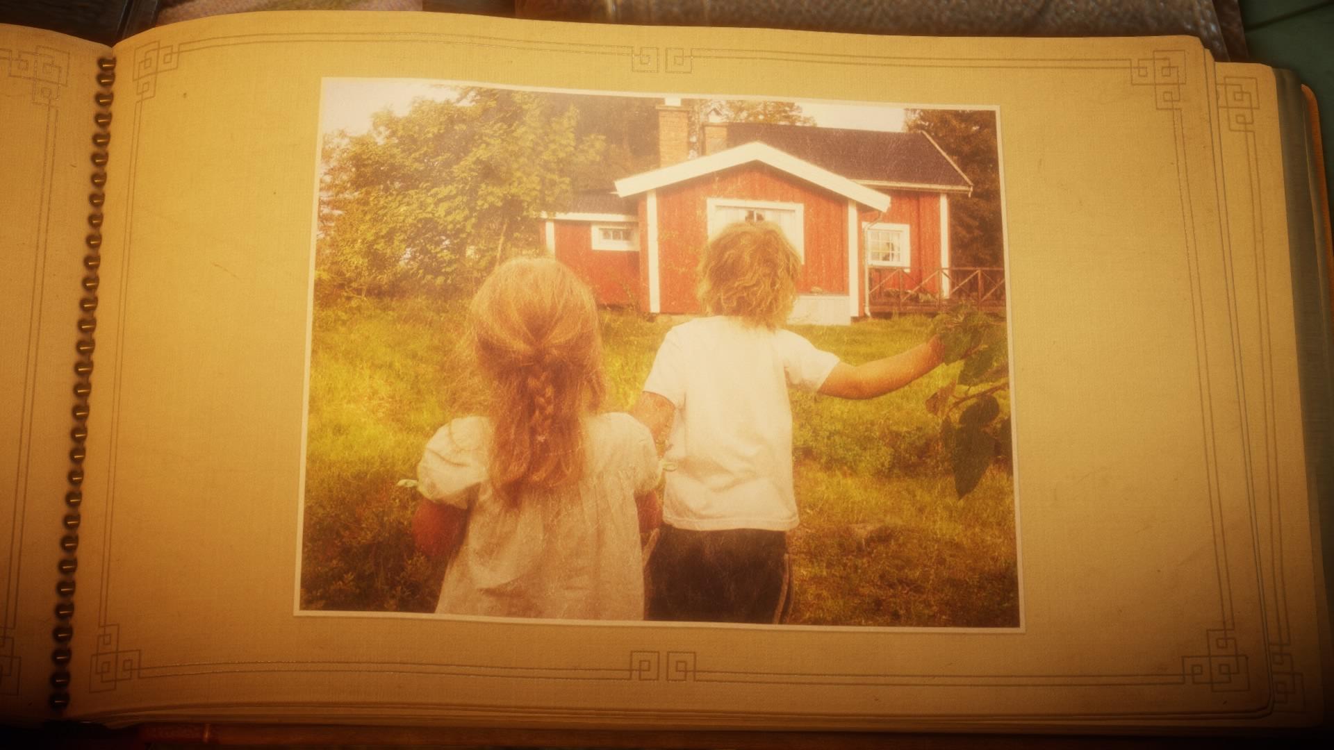 L'album photo souvenir