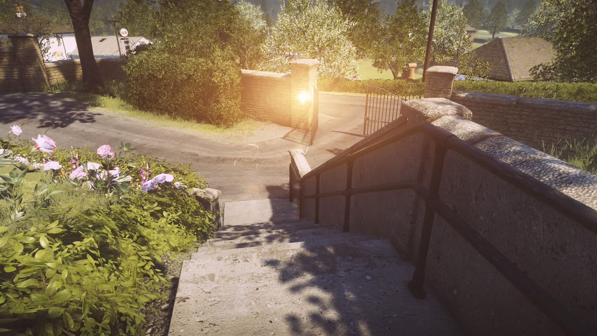 Suivre l'orbe de lumière - Everybody's gone to the rapture
