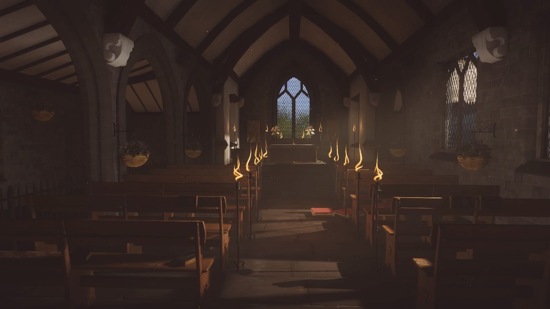 L'Eglise dans Everybody's Gone To The Rapture