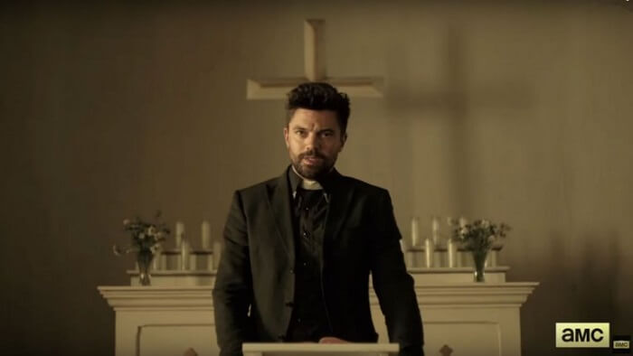 Série 2016 : Preacher