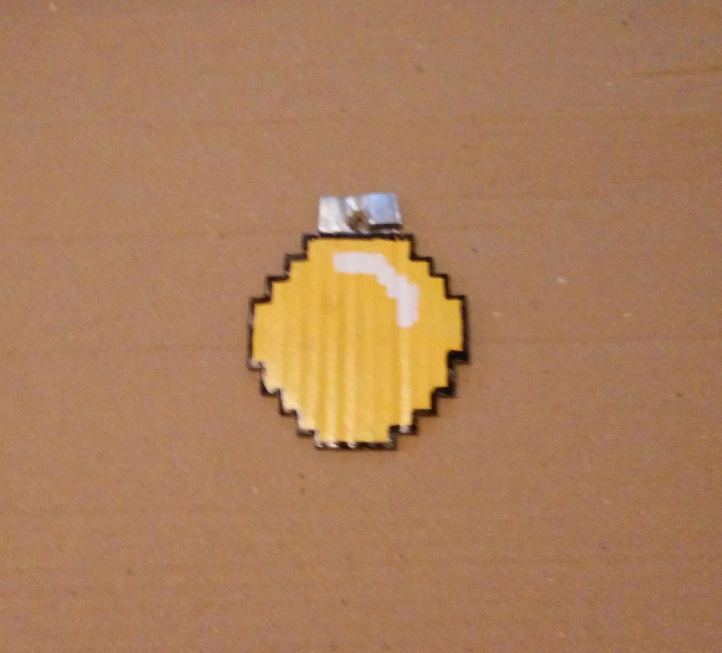 DIY pour une Boule 8-Bit Pixel Art