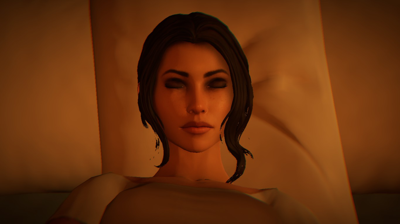 Zoé Dreamfall Chapters Revelations