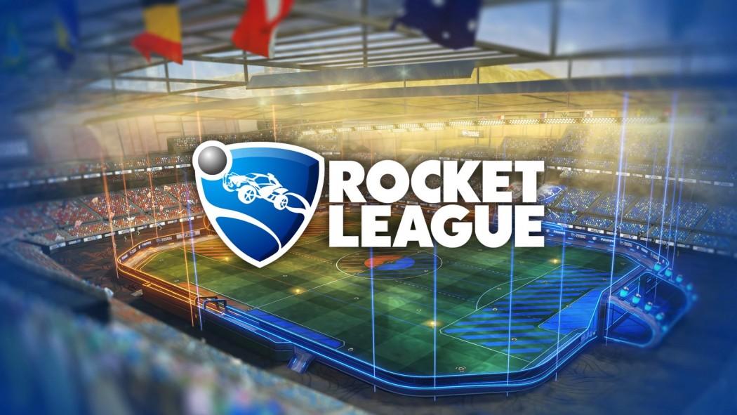 Test PS4 de rocket league
