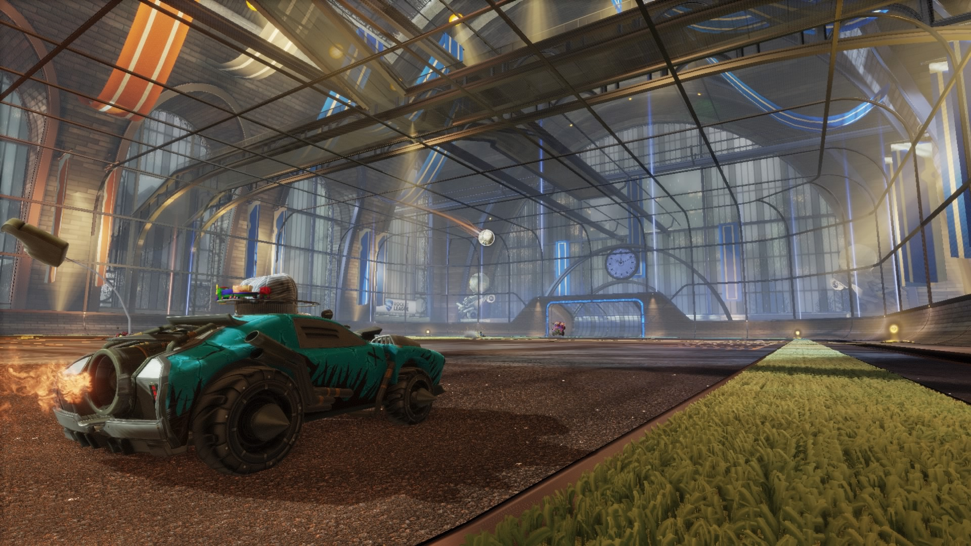 Test Rocket League- Geekmick