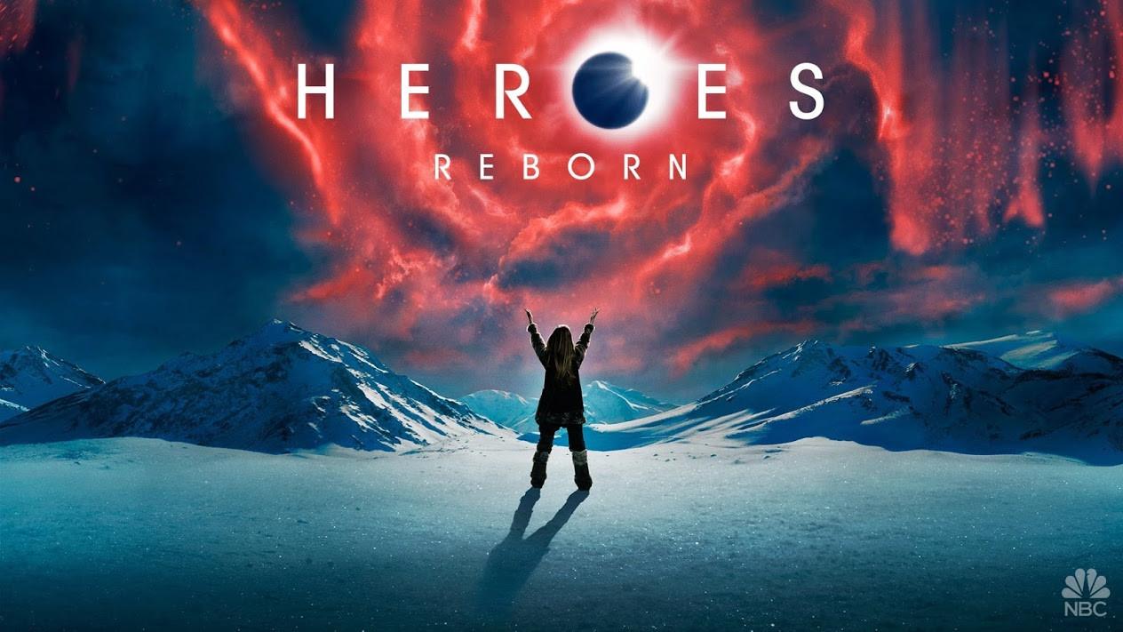 Peter Petrelli dans Heroes