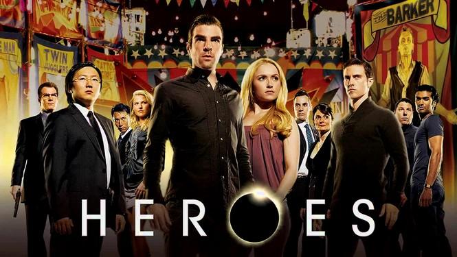 Personnage Heroes Reborn