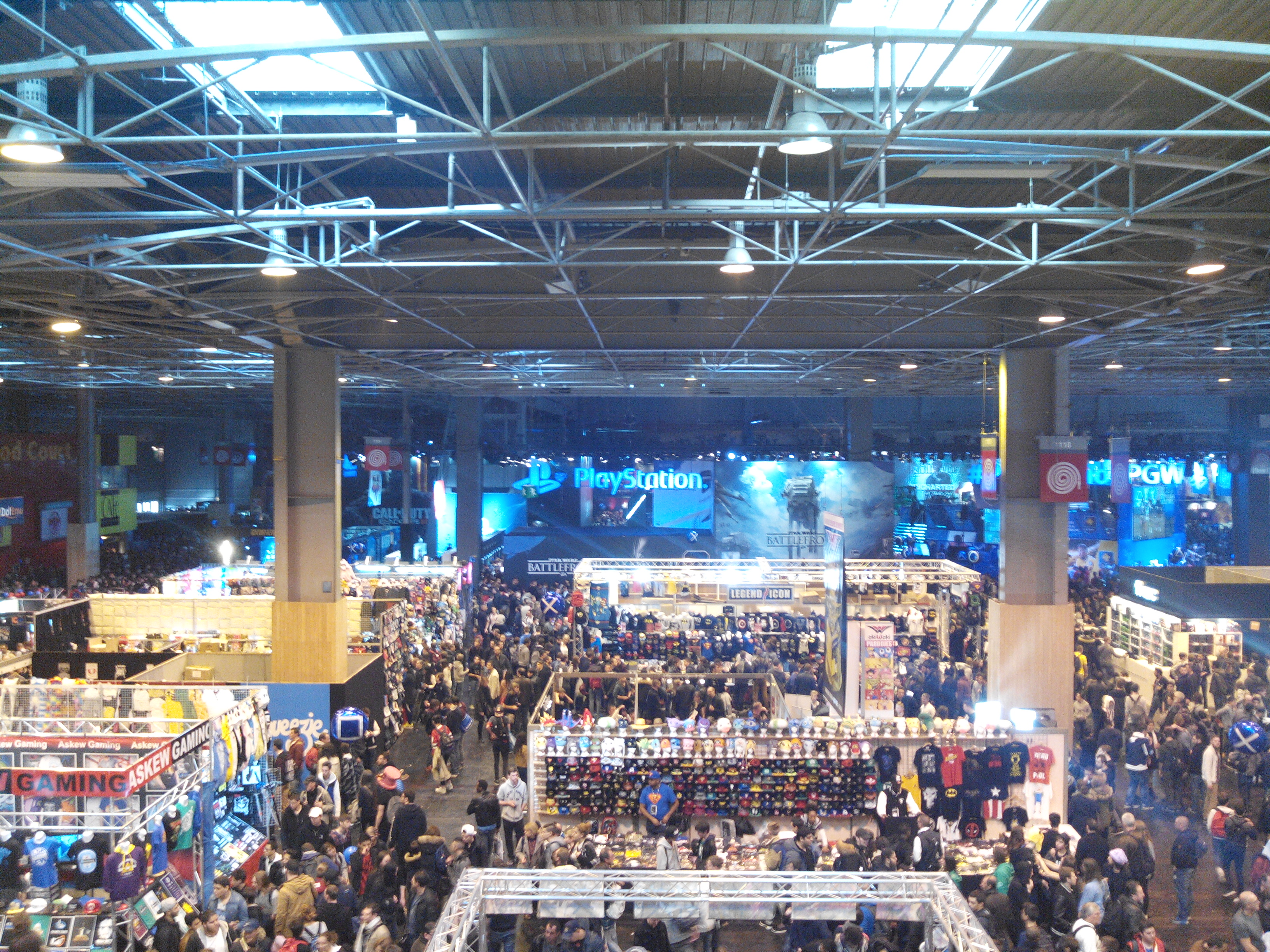 Paris Games Week 2015 : le bilan