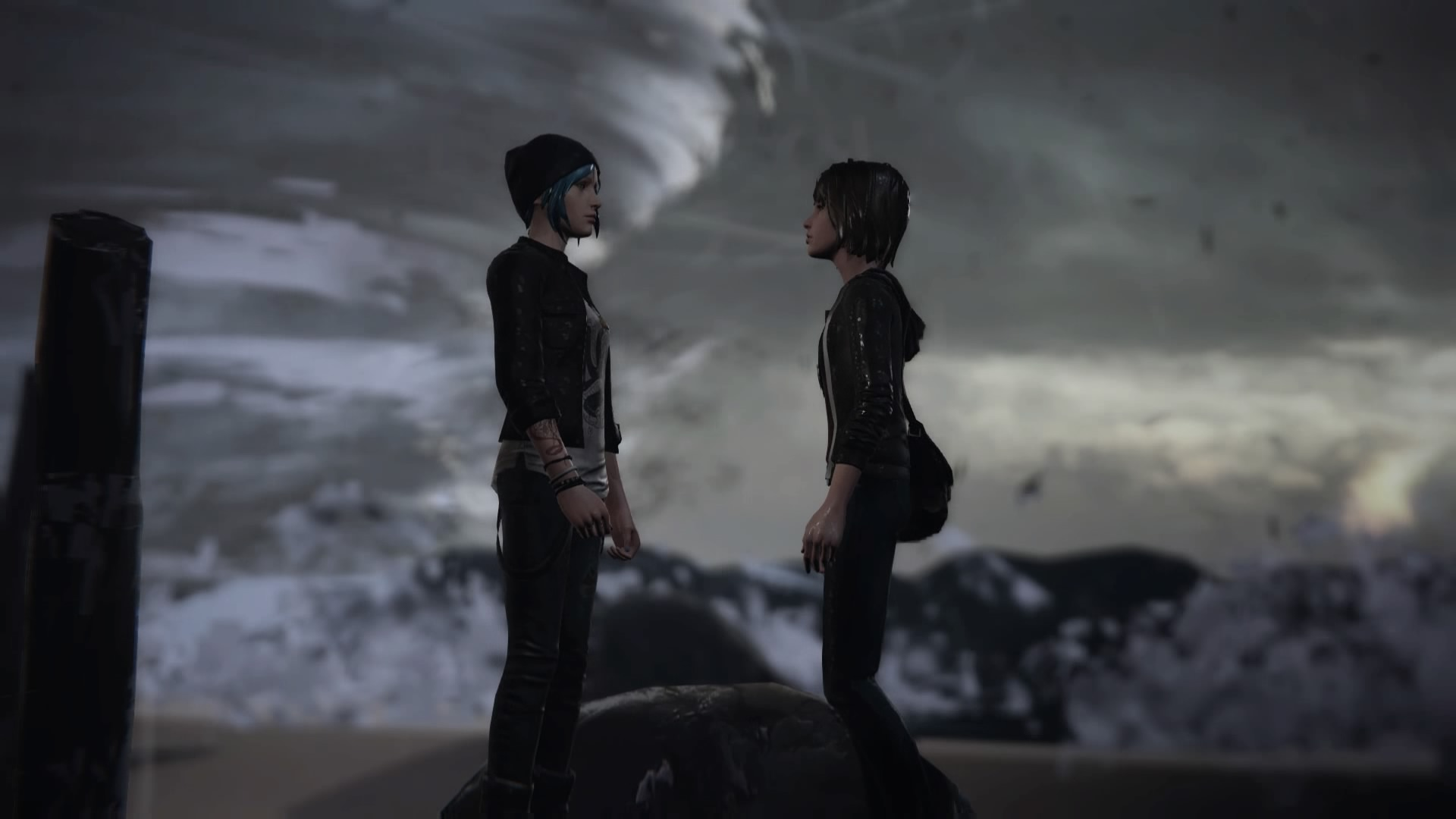 Chloé et Maxine Life is Strange Polarized