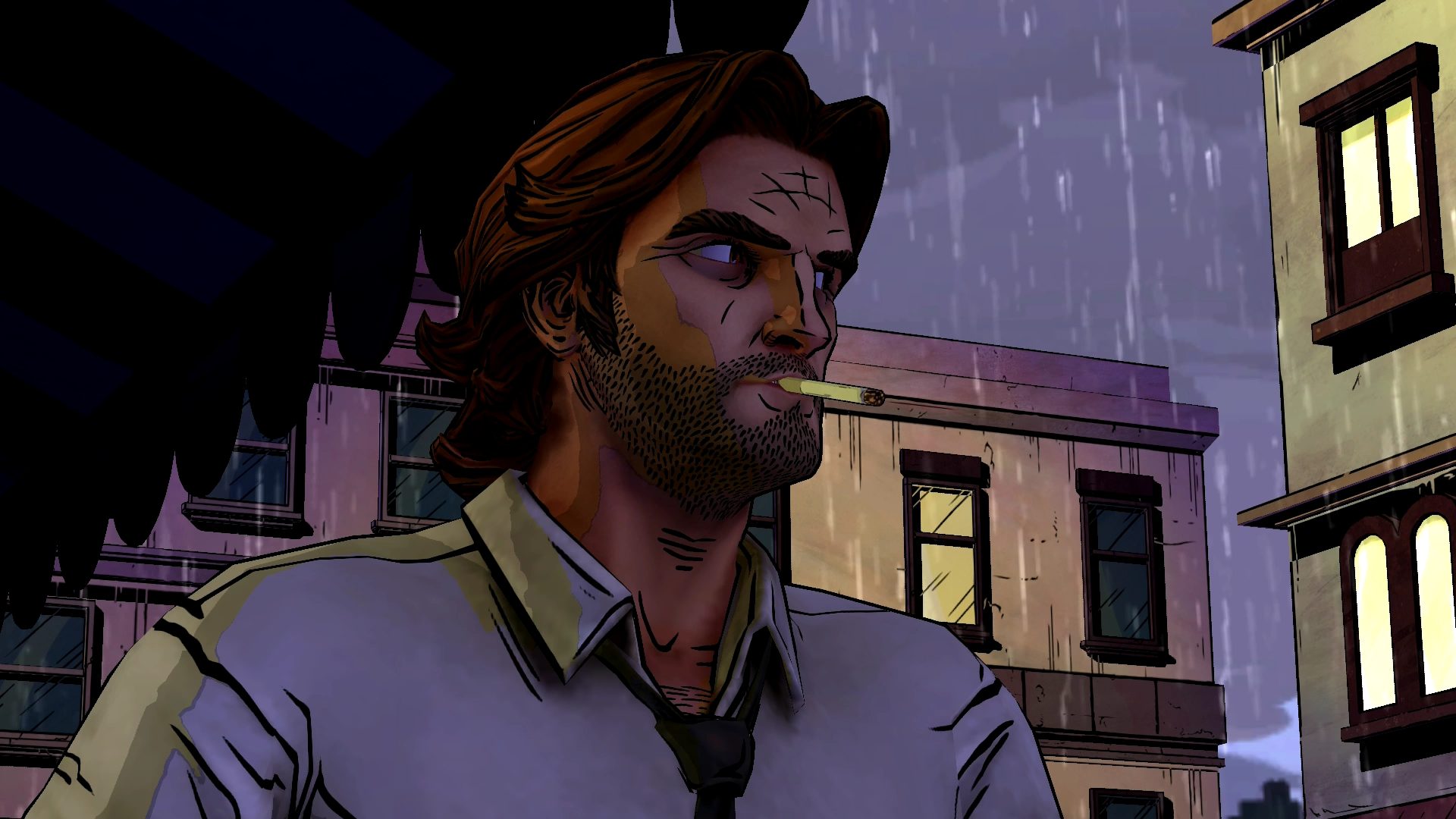Backseat Game : Le polar The Wolf Among Us