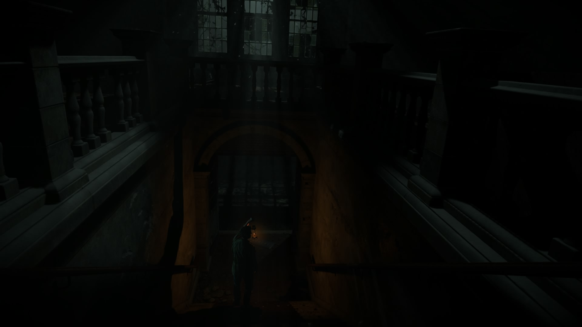 Exploration dans Until Dawn