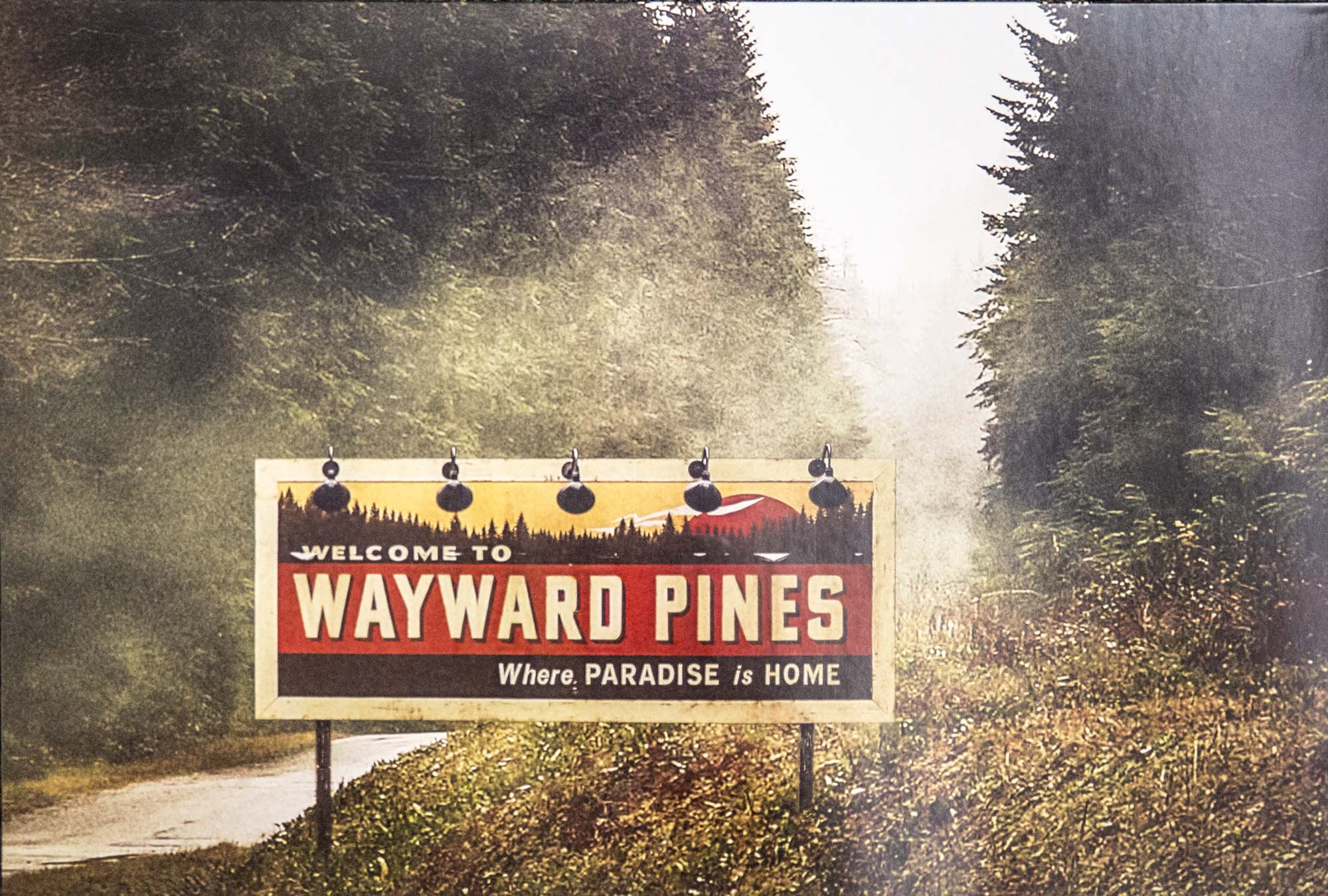 Bienvenue à Wayward Pines