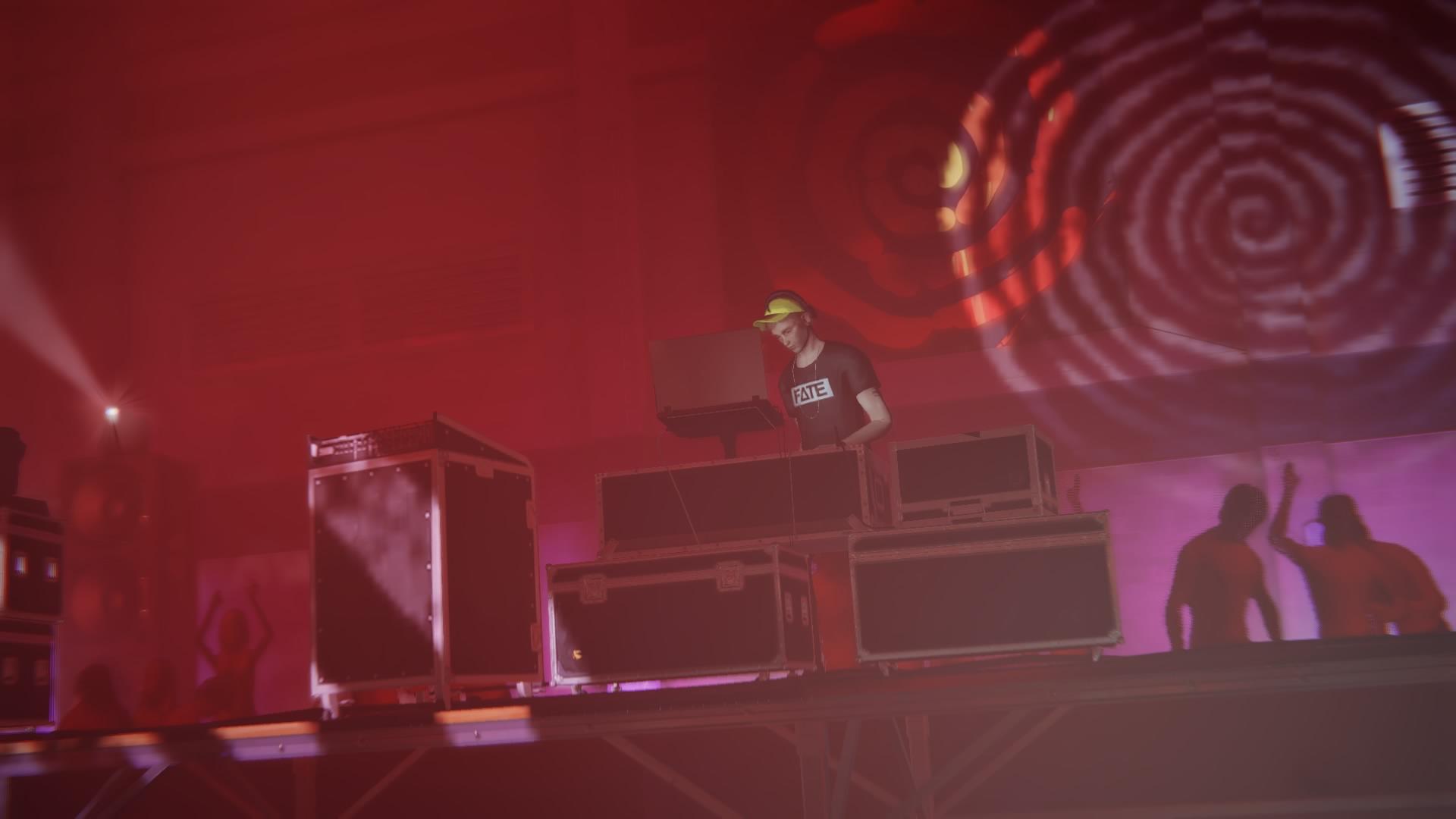 DJ Fate... tiens ironique comme nom !