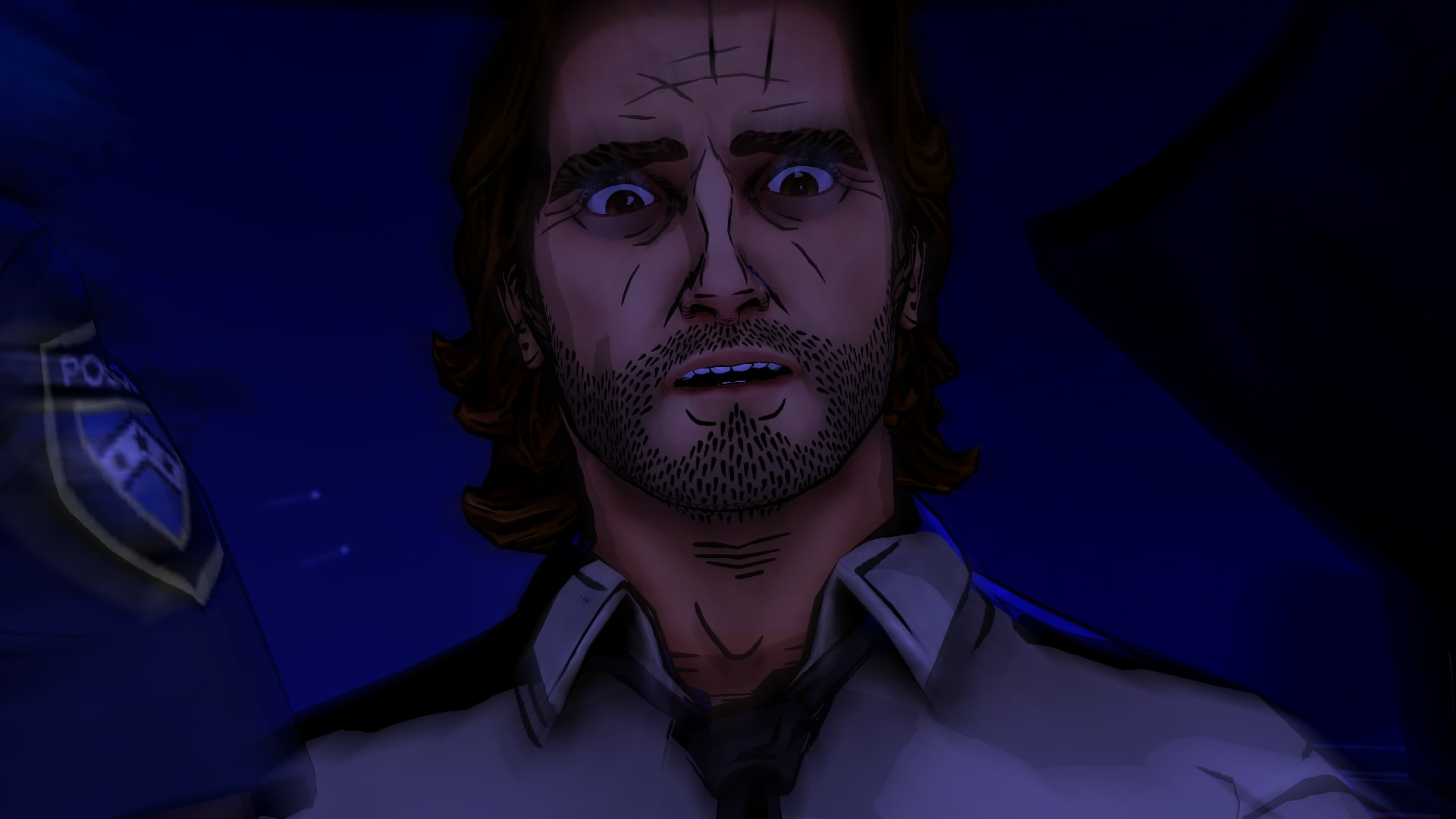 Bigby The Wolf Among Us