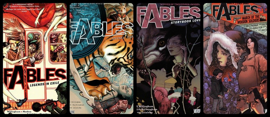 Comics Fable - Geekmick