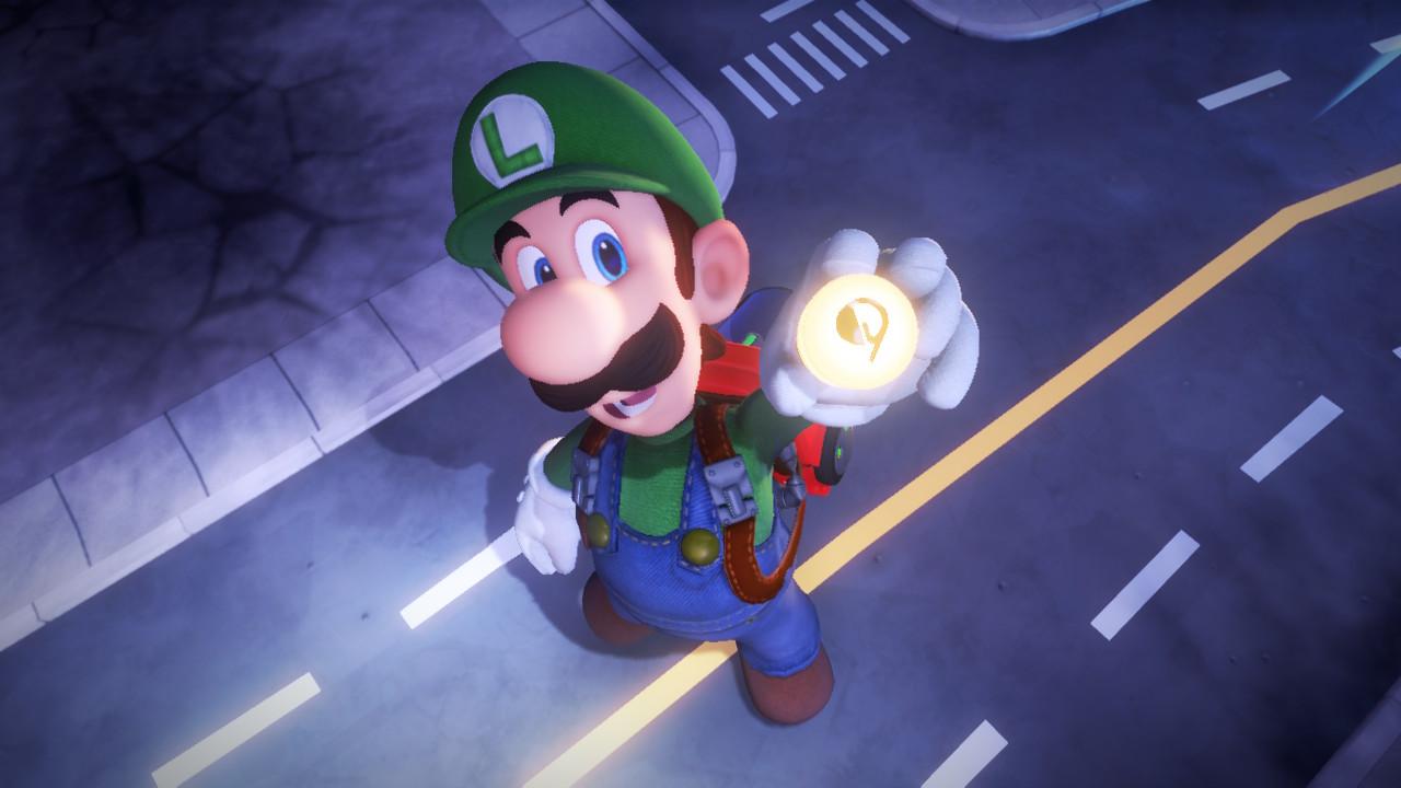 Test de Luigi's Mansion 3 sur Switch
