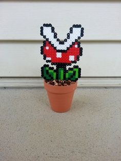 Ma s lection d 39 id es d co geek for Plante mario
