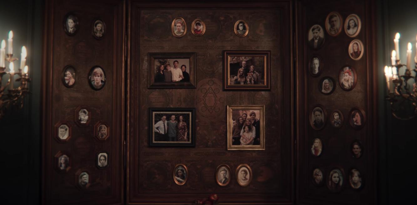 Portrait de familles