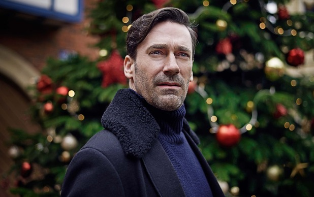 "Jon Hamm - Black Mirror, ""White Christmas"""