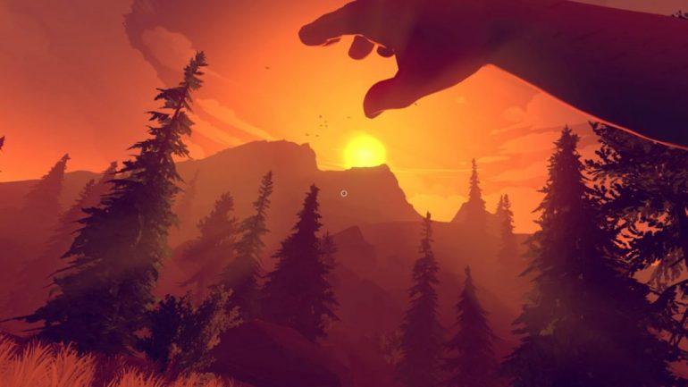 Firewatch : mon test PS4 tout feu tout flamme !