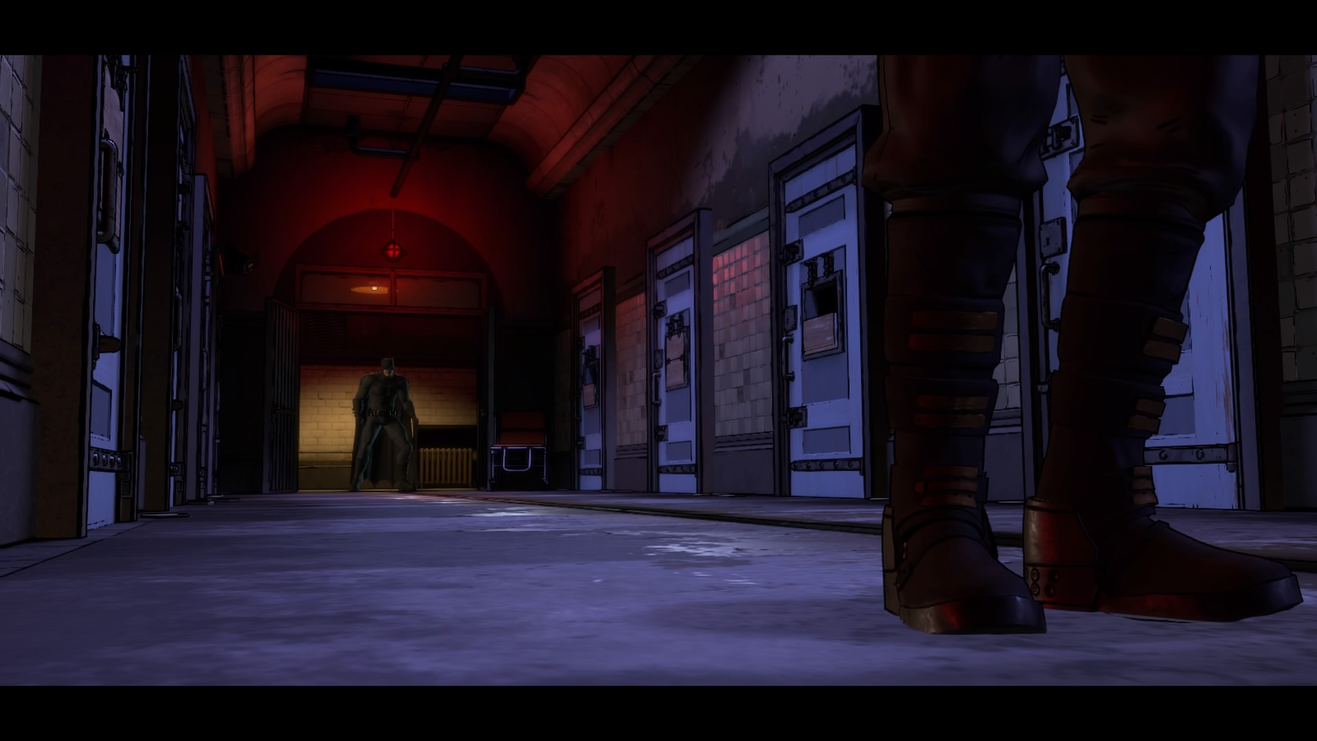 Batman The Telltale Series, le combat final