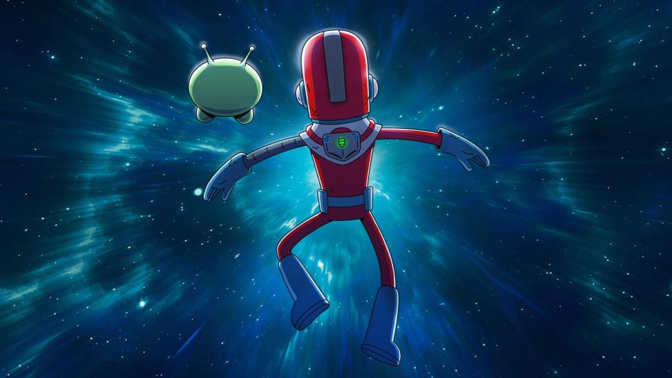 Gary & Mooncake Final Space