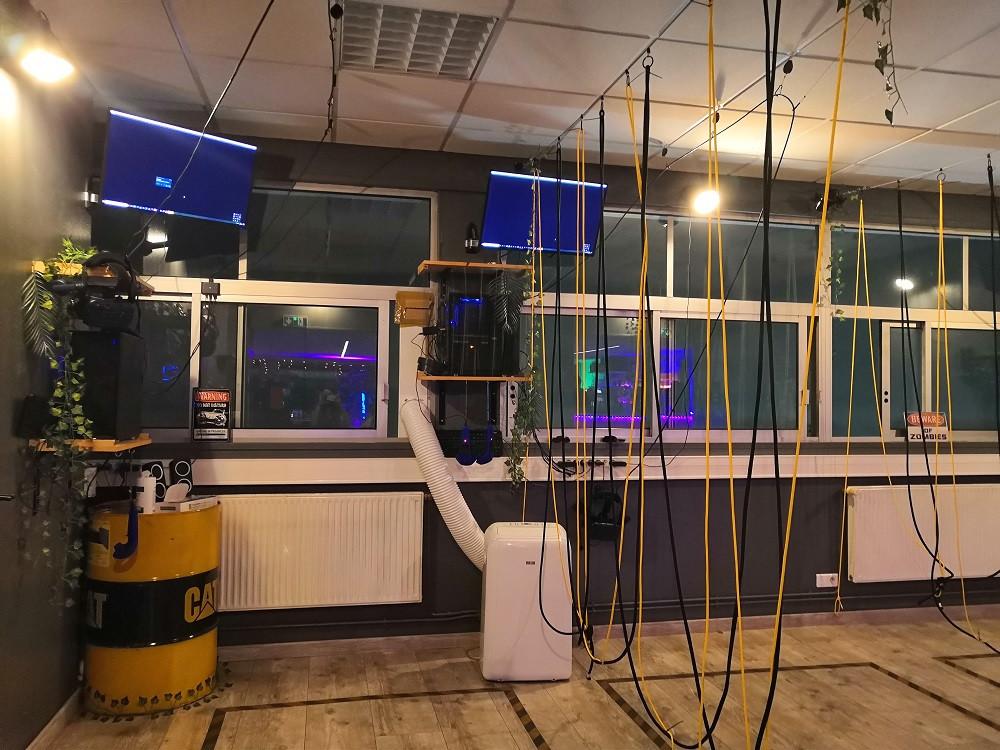 L'espace VR aux explorateurs Rouen