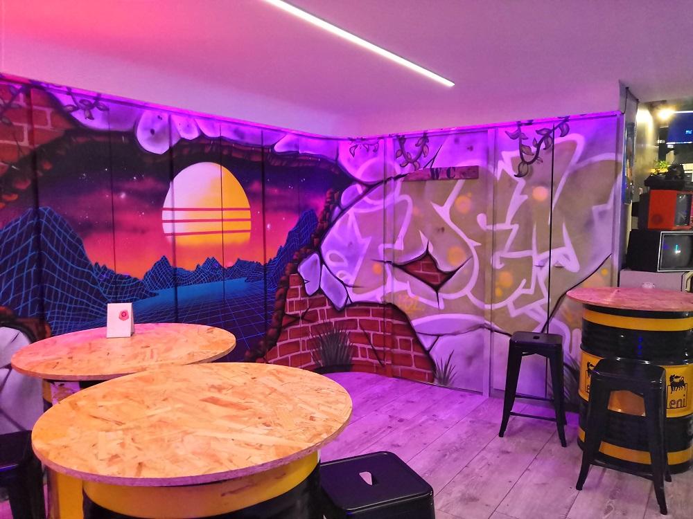 Le bar Les Explorateurs Rouen