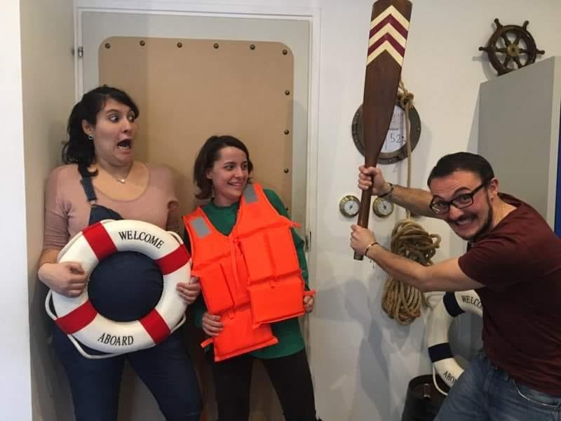 Le Naufrage : Escape Room Toulouse