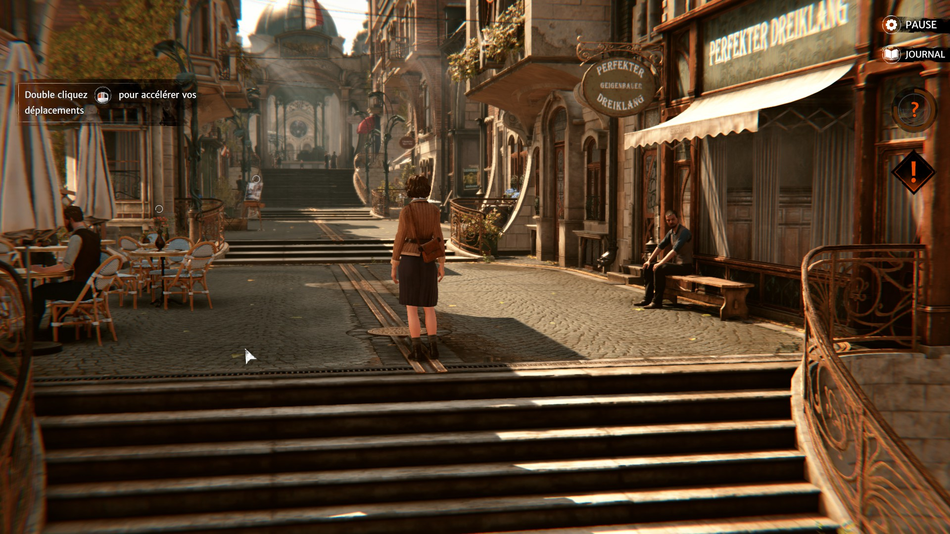 Syberia The World Before : point and click