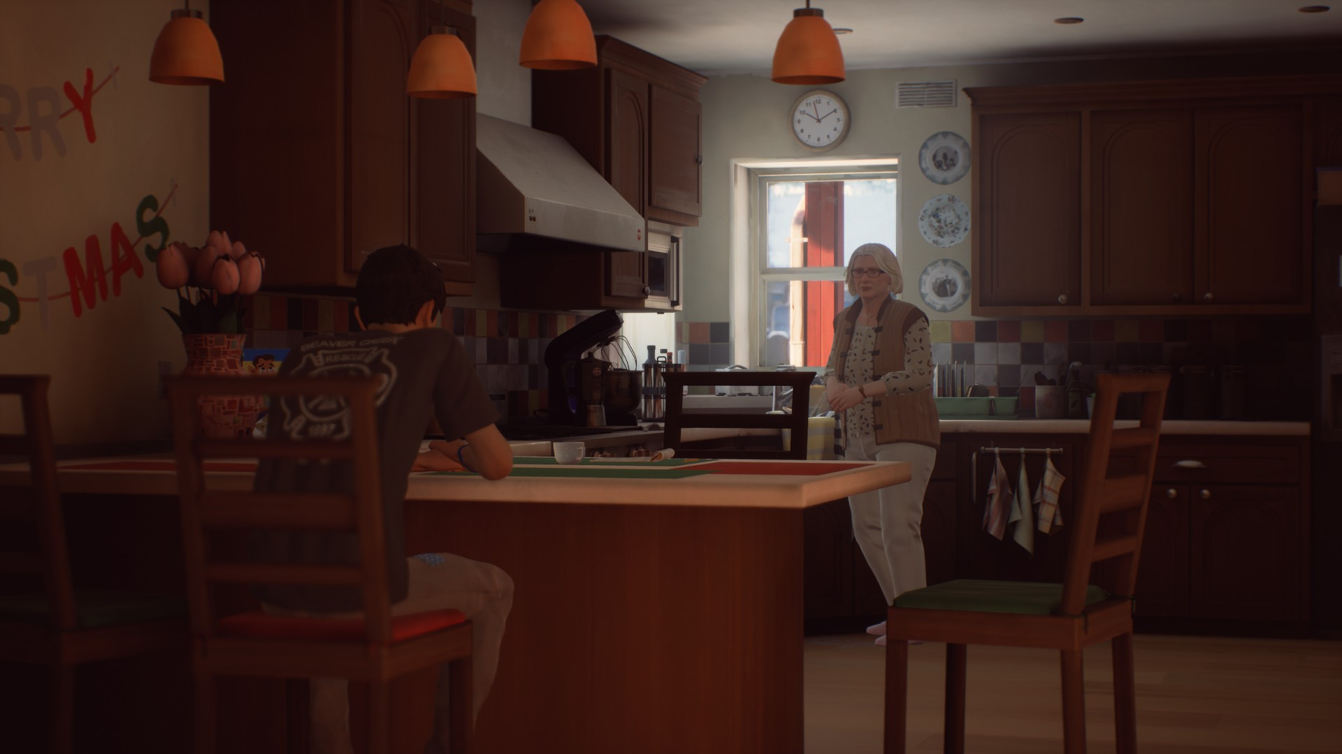 La maison des grands parents dans Life is Strange 2 épisode 2