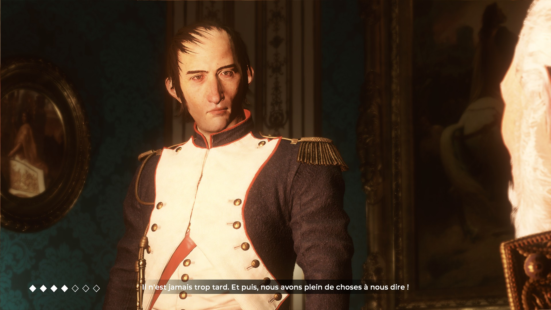 Napoleon Bonaparte dans The Council