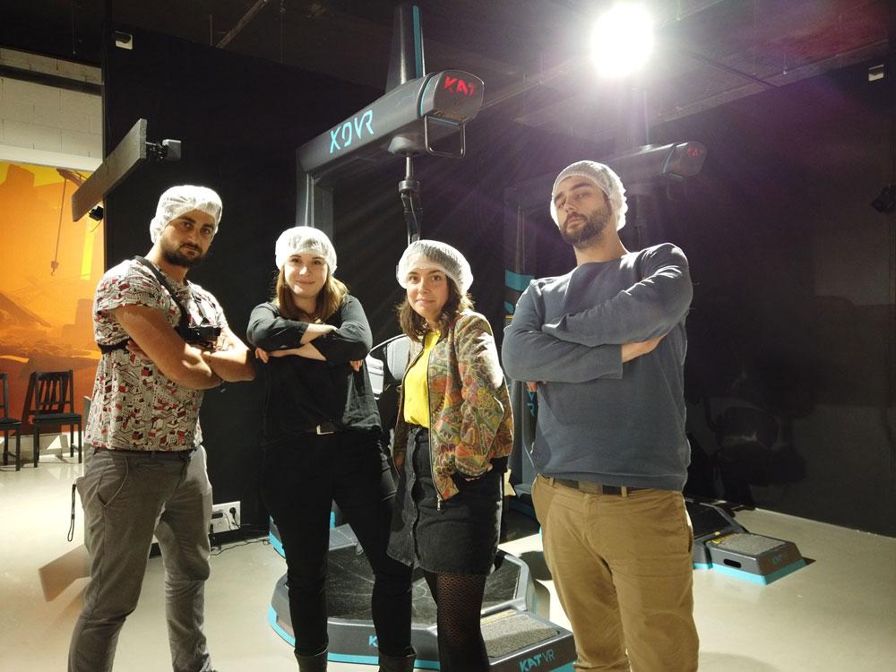 La Team Geekmick Prête pour Terra 2054