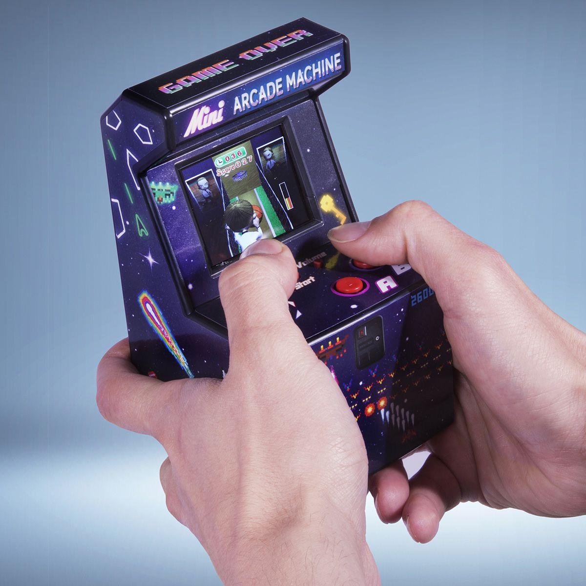 La Mini Borne d'Arcade 240 jeux