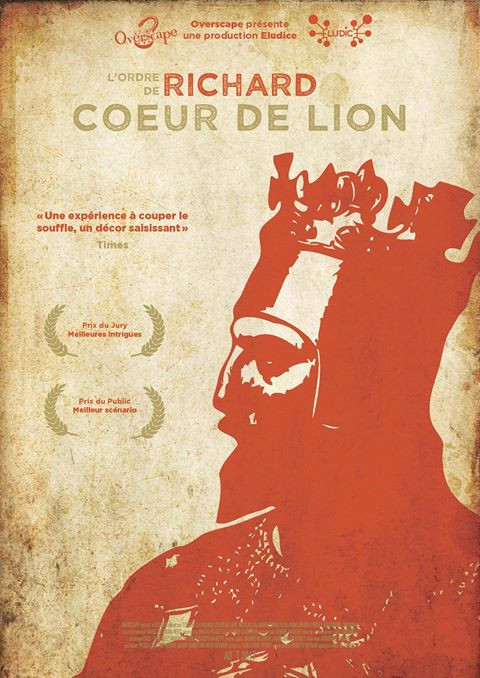 L'Ordre de Richard Coeur de Lion - Overscape