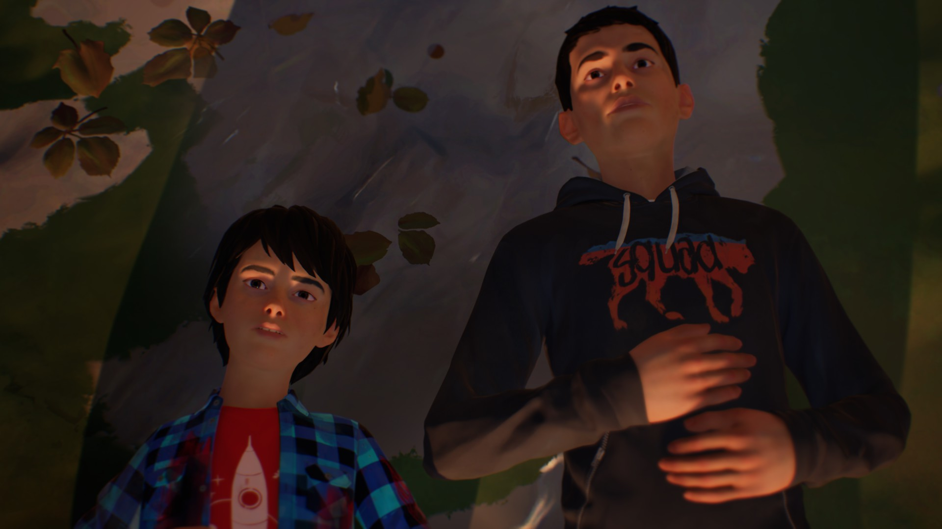 Test PC de Life is Strange 2 épisode 1 Roads
