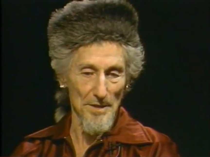 John C Lilly Créateur de l'isolation sensorielle
