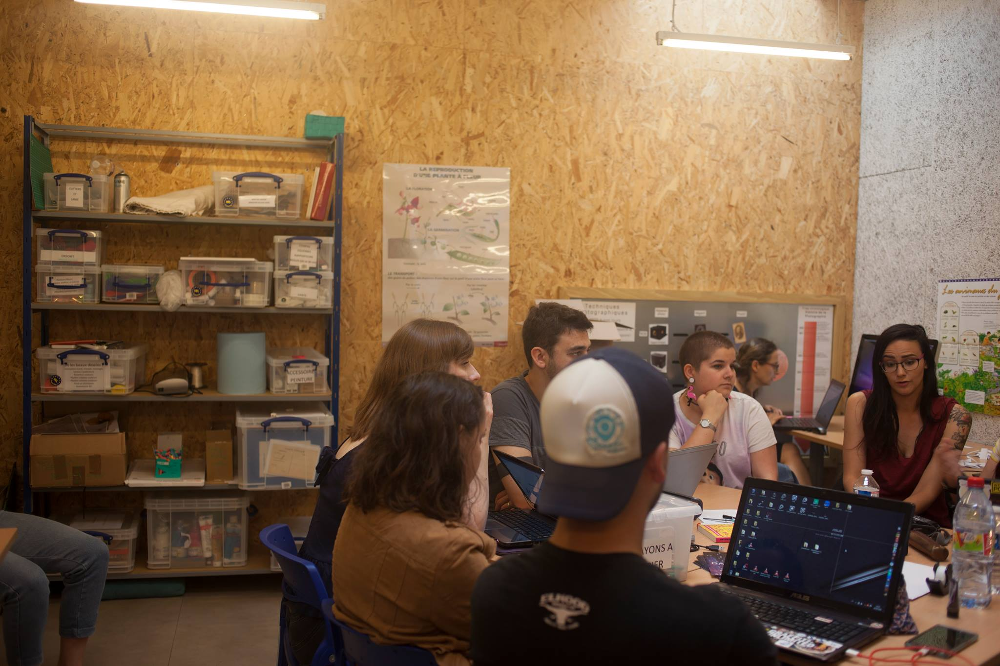 Atelier Queer Game pour Game'Her Rouen