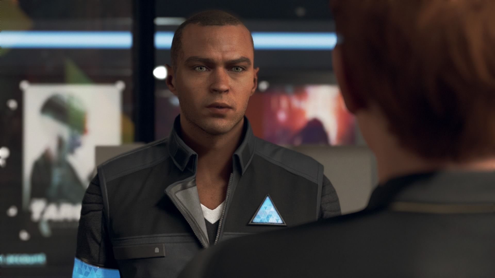Marcus dans Detroit : Become Human