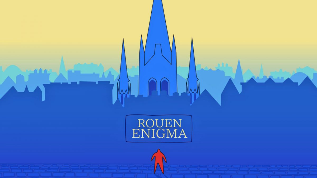 Rouen Enigma : application visite interactive de Rouen