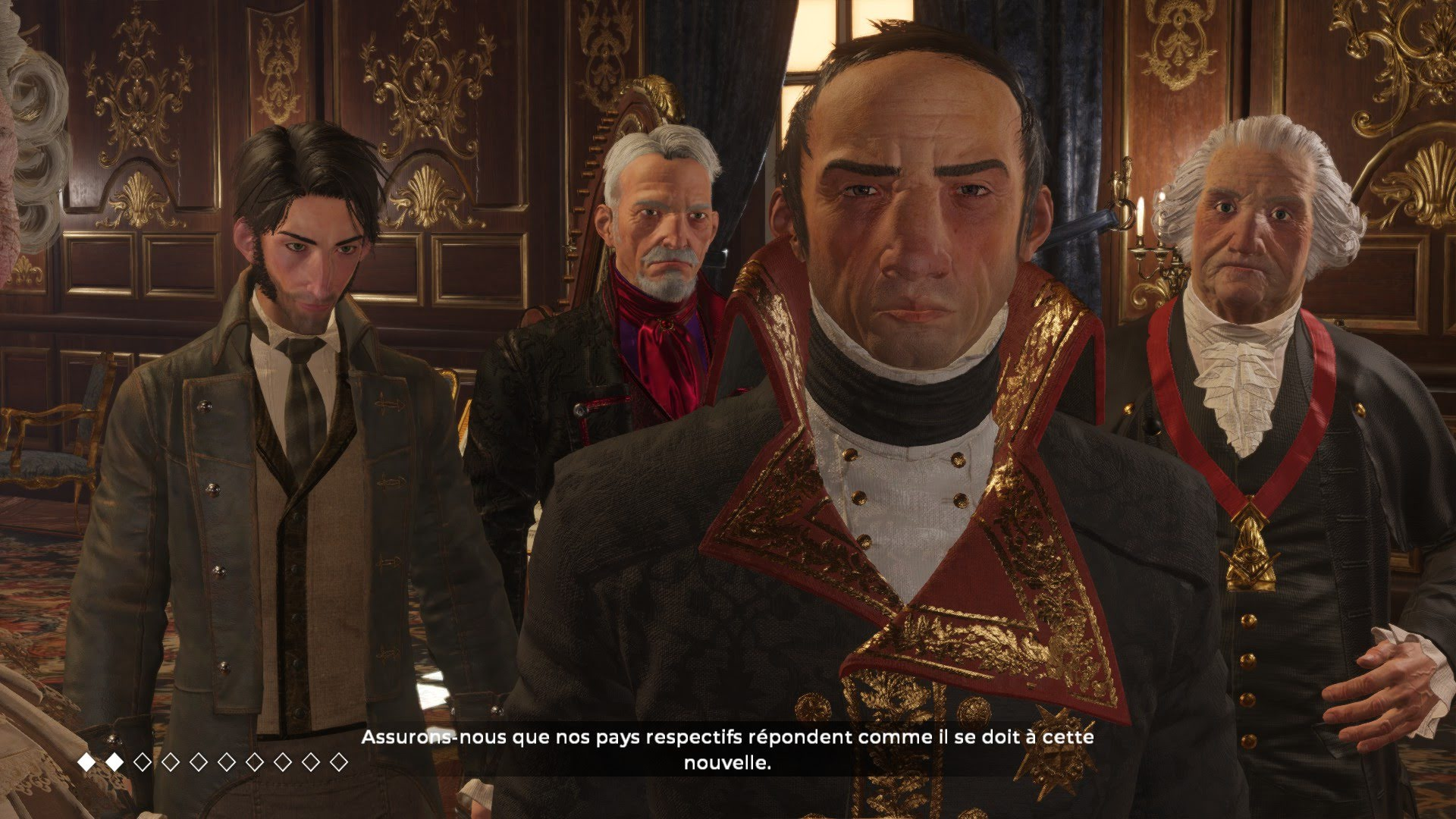 The Council Episode 2 : petits meurtres entre amis